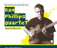 Dan Phillips Quartet Live in Macau