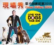 Cesar Millan LIVE - Love your Dogs Tour 2015