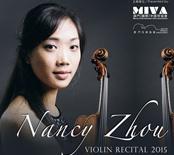 Nancy Zhou Violin Recital 2015