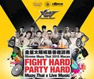 Xtreme Muay Thai 2015 Macao