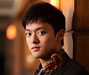 Tseng, Yu Chien Violin Recital
