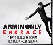 Armin Only Embrace - Macao