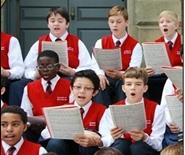 美國男童合唱團音樂會