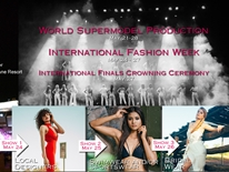 第十屆全球超模選拔及國際超模時尚週
