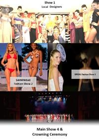 10th World Supermodel Production and International Fashion week