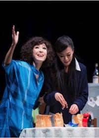 焦媛實驗劇團舞臺劇《晚安,媽媽》