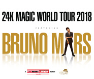 BRUNO MARS 24K MAGIC WORLD TOUR IN MACAO 2018