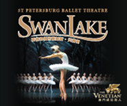 St Petersburg Ballet Theatre- Swan Lake