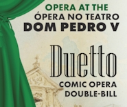 DUETTO — A comic opera double-bill