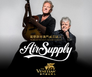Air Supply Live in Concert 2018 – Macao