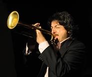 意大利小號演奏家安德列朱弗萊迪二人組音樂會