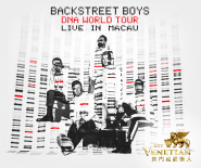 Backstreet Boys DNA World Tour Live in Macau