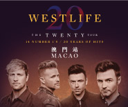 Westlife The Twenty Tour in Macao
