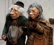 西班牙經典默劇《安德魯與多莉尼》
