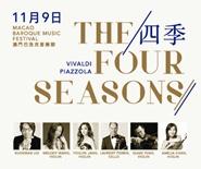 Macao Baroque Music Festival V presents: The Four Seasons