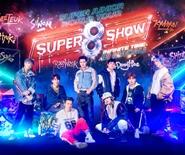 'SUPER JUNIOR WORLD TOUR - SUPER SHOW 8 : INFINITE TIME' in MACAU