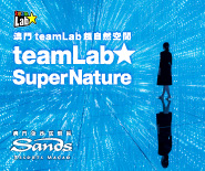 teamLab SuperNature Macao