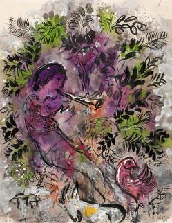 命運的色彩 ── 夏加爾南法時期作品展