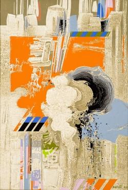 藝博館藏抽象繪畫展