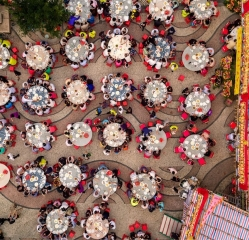 Surface Revealed – Drone Photography by Chan Hin Io